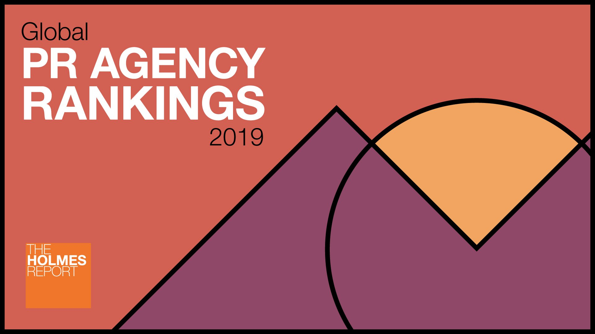 Holmes Report agency ranking logo